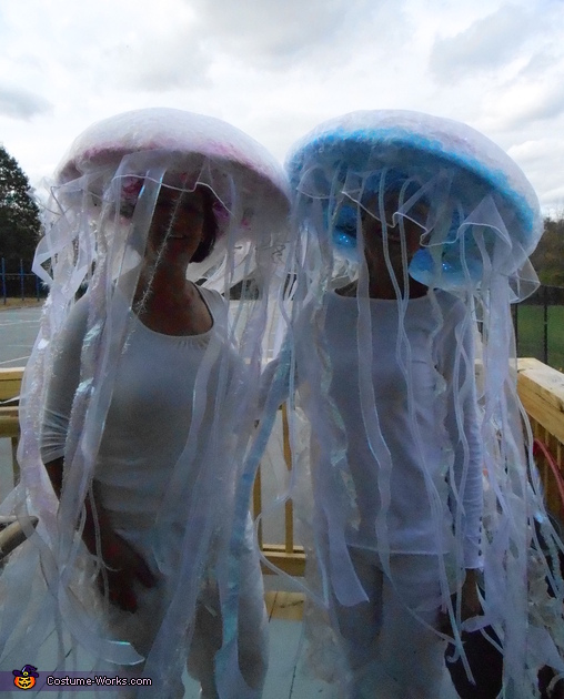 Jellyfish costumes, DIY Jellyfish Costumes