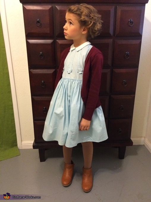 Jenny from Call the Midwife Homemade Costume