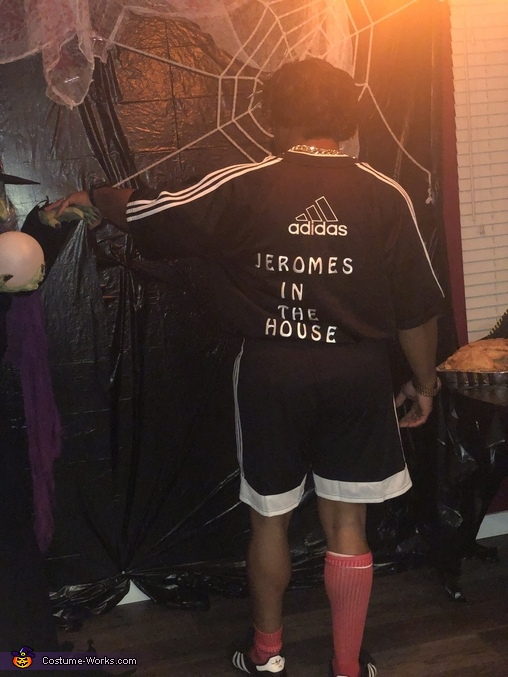 Jerome from Martin Homemade Costume