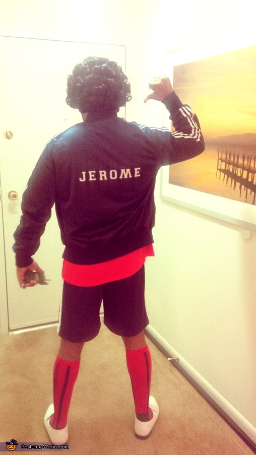 The official Jerome Jacket, Jerome from Martin TV Show Costume