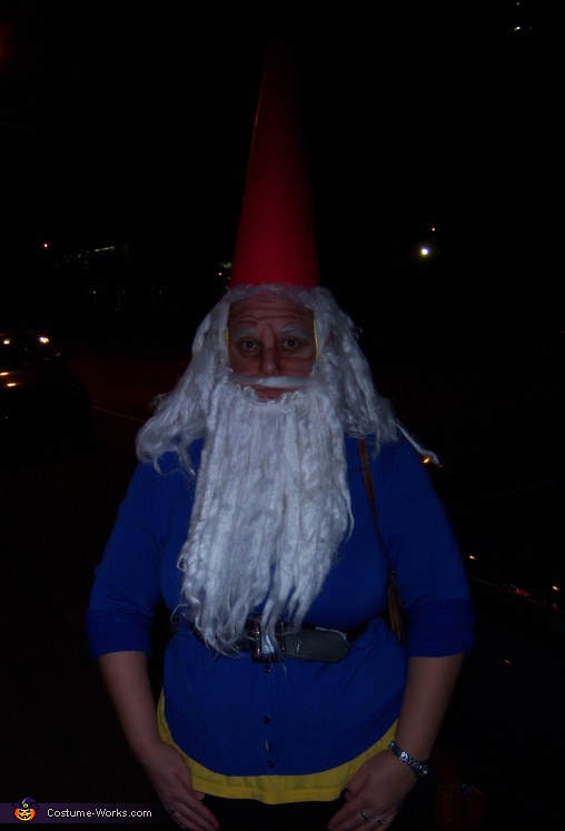 Jerome the Gnome Costume