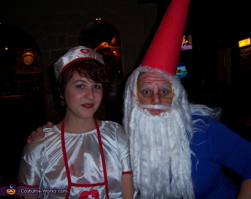 Chilling with Jerome the Gnome, Jerome the Gnome Costume
