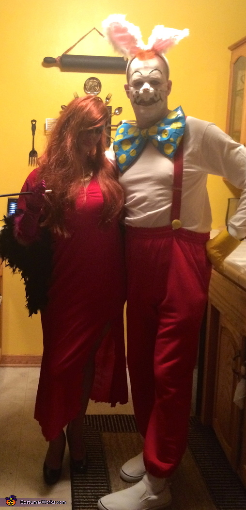 jessica and roger rabbit, Jessica and Roger Rabbit Costume