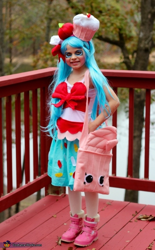 Jessicake Shopkins Doll Costume