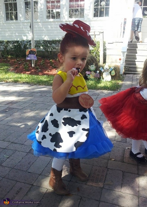 Jessie from Toy Story Baby Costume