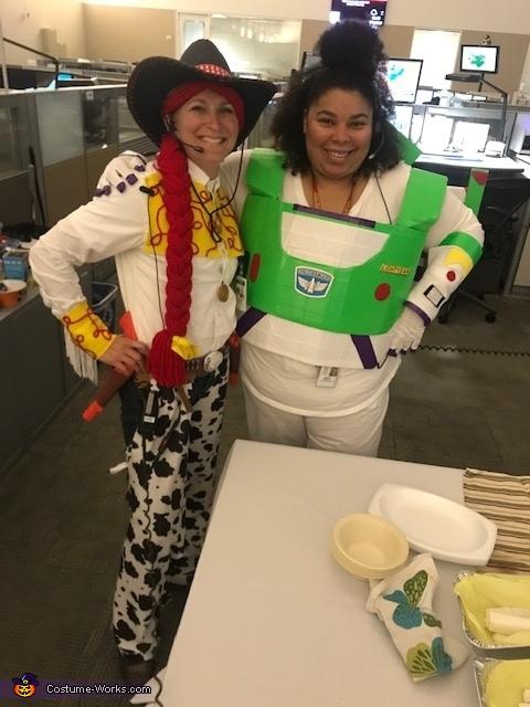 Jessie and Buzz Lightyear, Jessie from Toy Story Costume