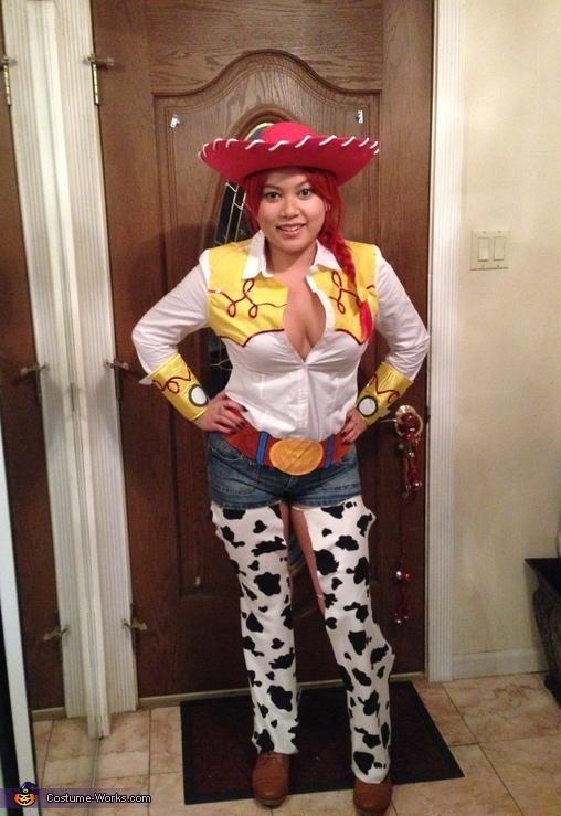 Jessie, Jessie & Woody Costume