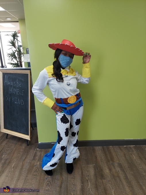 Howdy Partner, Jessie off Toy Story Costume