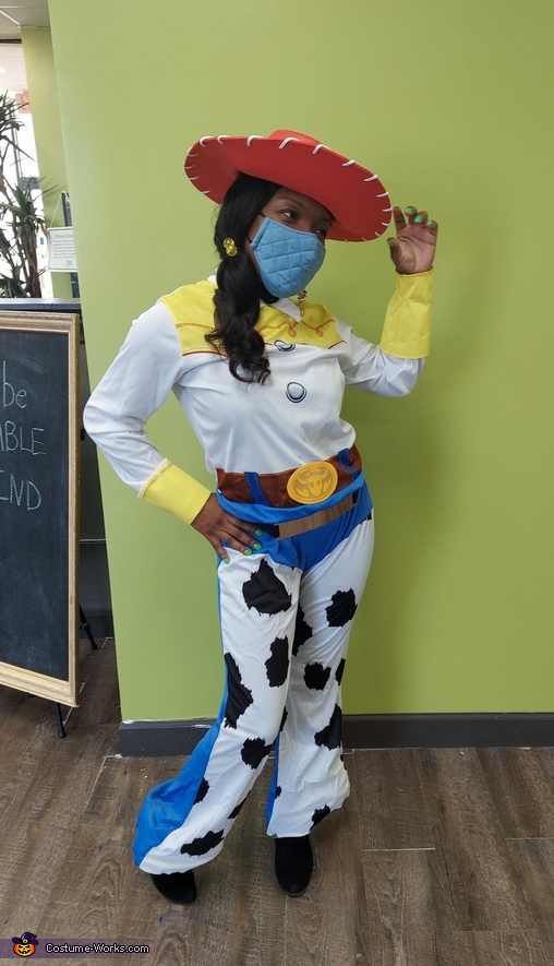 Jessie off Toy Story Costume