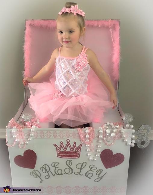 Jewelry Box Ballerina Costume