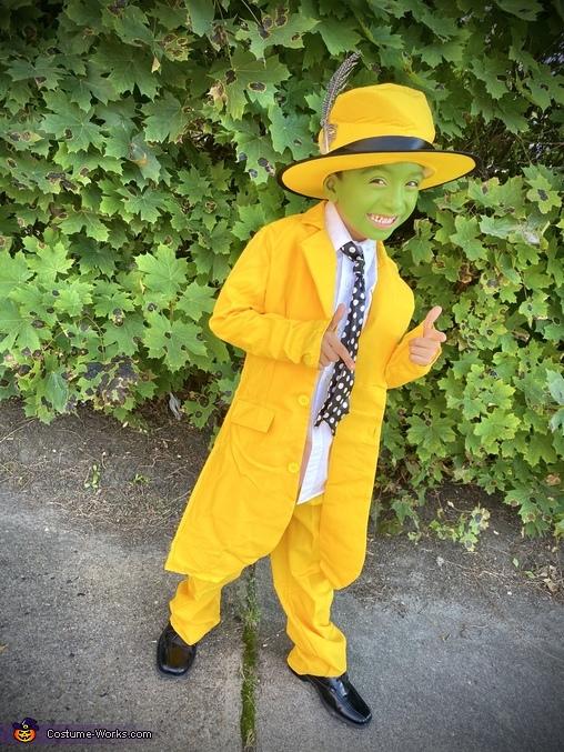 Jim Carrey Costume