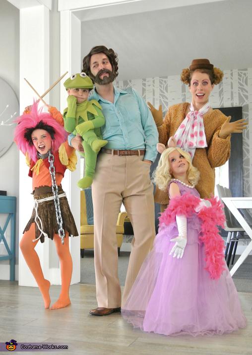 Jim Henson & the Muppets Costume