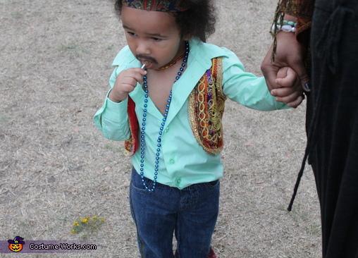 Jimi Hendrix, Jimi Hendrix Costume