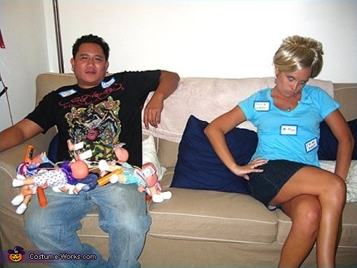Jon & Kate Plus 8 Costume
