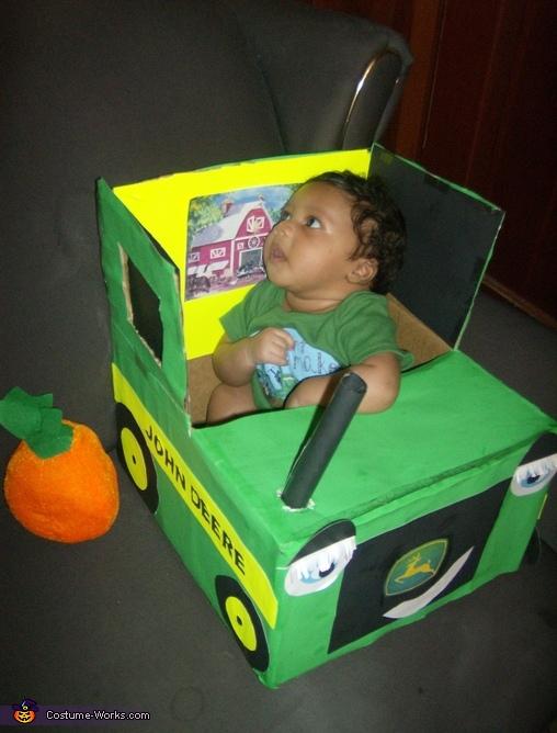 John Deere Tractor Toddler Costume