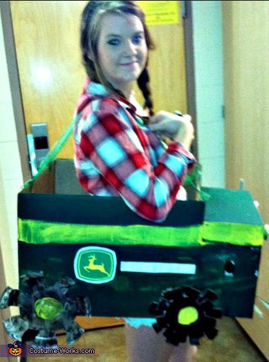 John Deere Tractor Costume