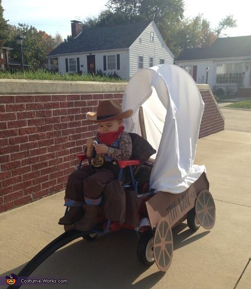 John Wayne Express Homemade Costume