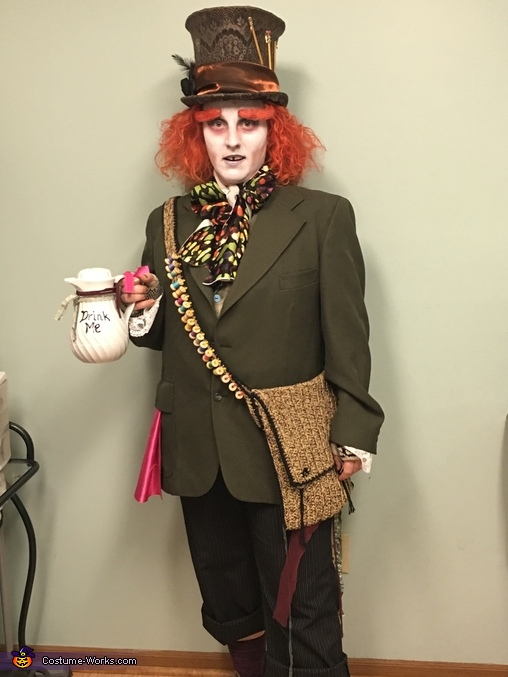 Johnny Depp Mad Hatter Costume