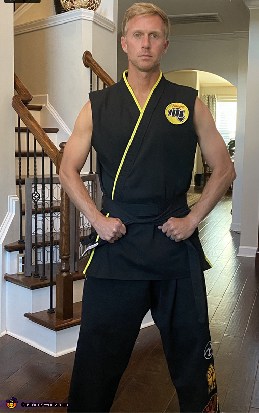 Johnny Lawrence Homemade Costume