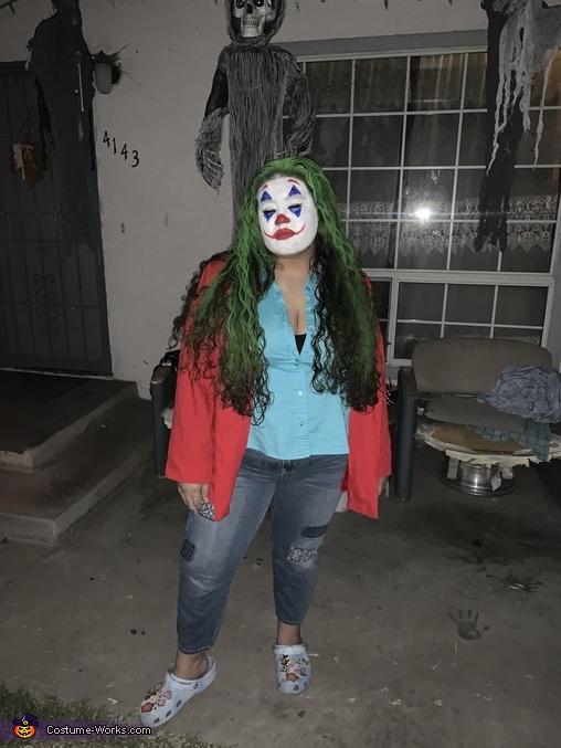 Joker Homemade Costume