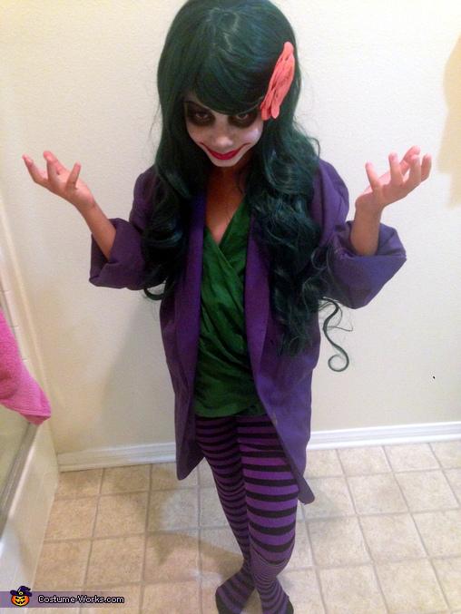 Joker Jokest Costume