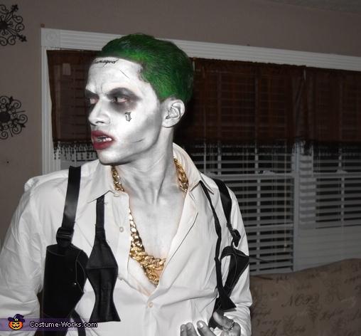 Couples Harley Quinn and Joker Costume