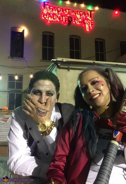 Joker and harley, Joker and Harley Costume
