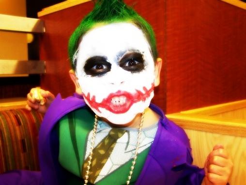 Joker from The Dark Knight Costume