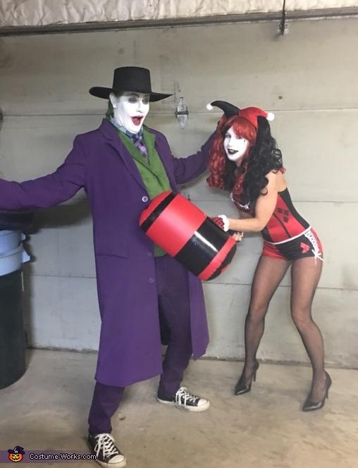 Joker & Harley Costume