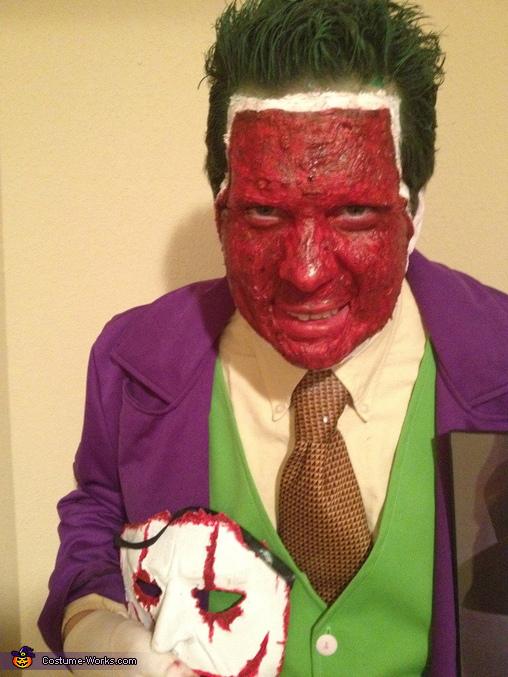 The Joker New 52 Costume