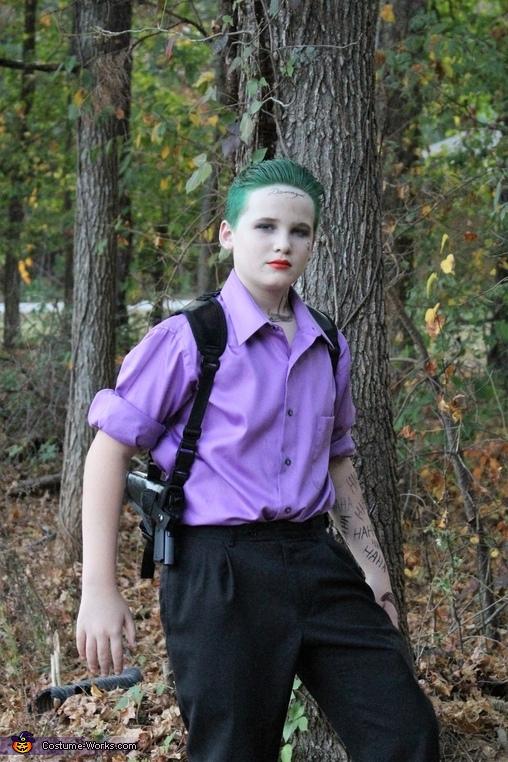 Joker - Suicide Squad Costume