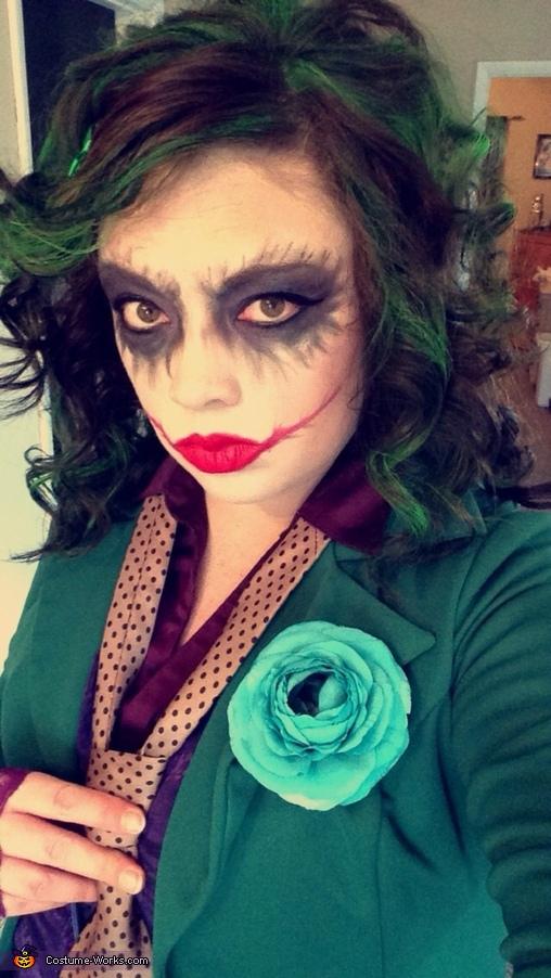 Why so serious?!?, Joker vs. Batman Costume