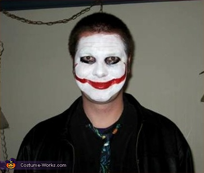 The Joker - Homemade costumes for men