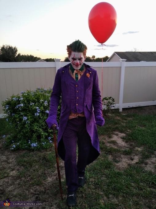 Jokerwise Costume