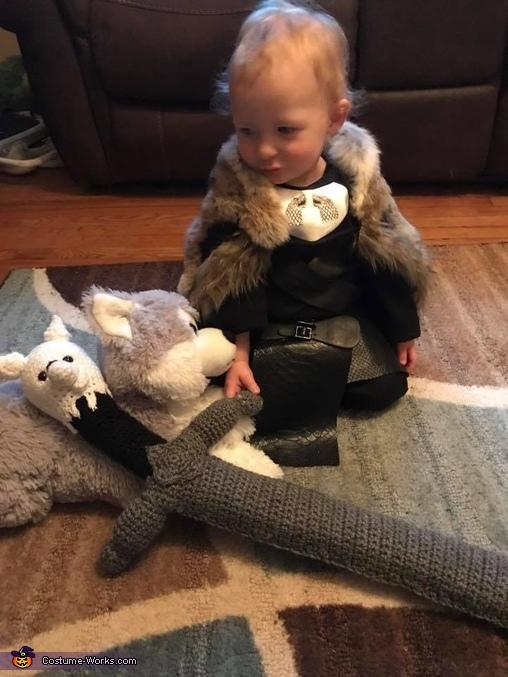 Jon snow, Jon Snow Costume