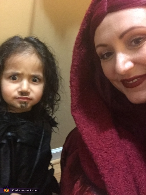 Baby Jon Snow's endless expressions, Jon Snow Costume