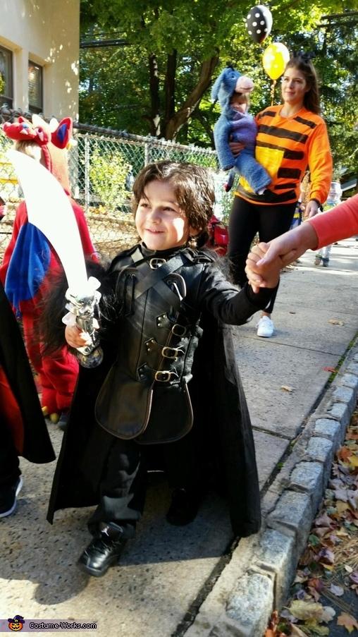 Jon Snow Game of Thrones Homemade Costume