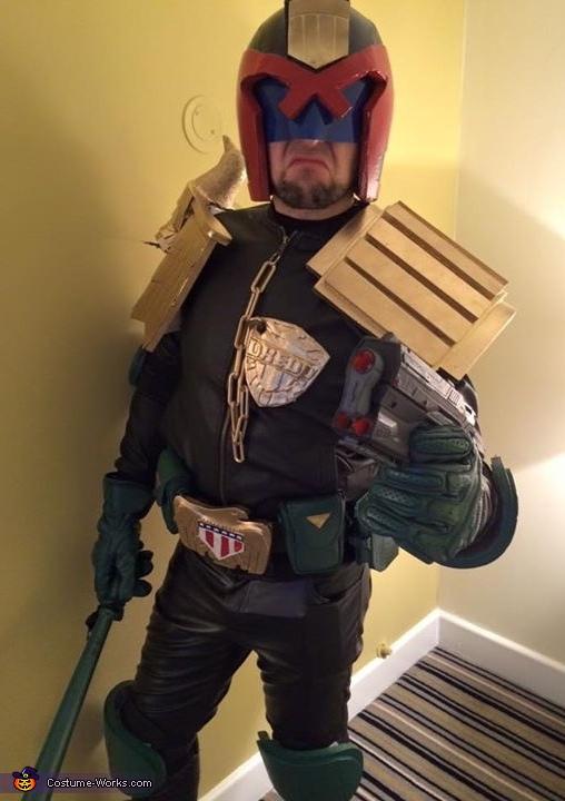Judge Dredd Costume