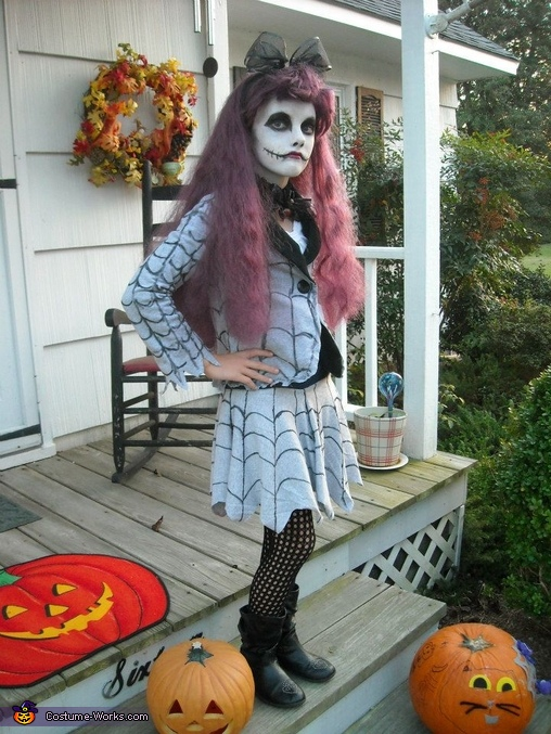 Judy Skellington Costume