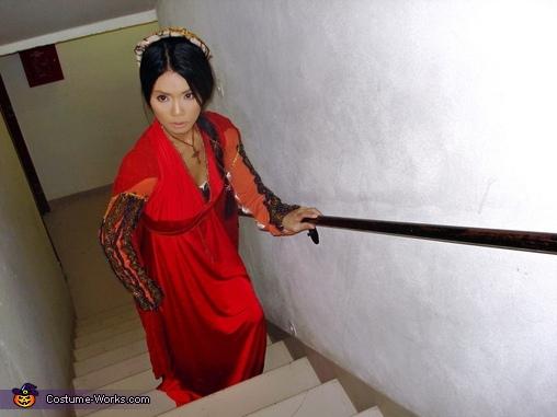 Juliet Capulet Homemade Costume
