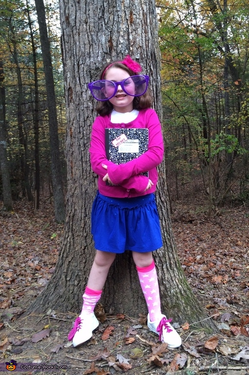 Junie B Jones Costume