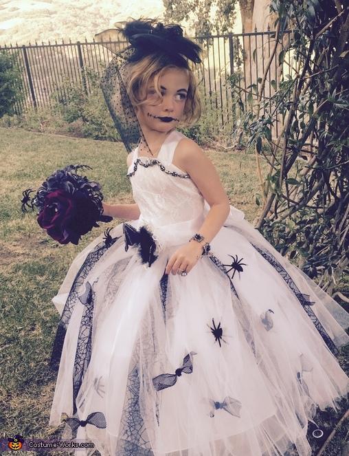 Junior Bride of Frankenstein Costume
