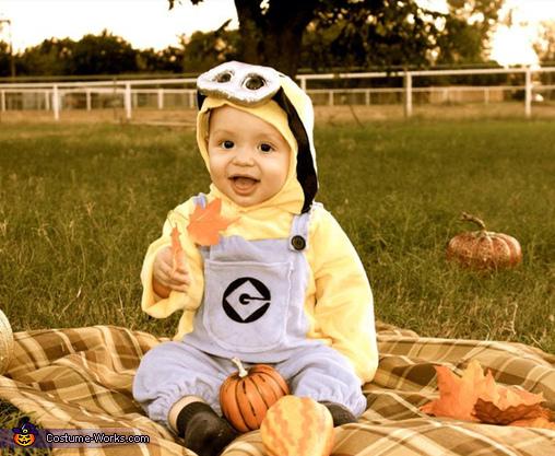 Junior Minion Costume