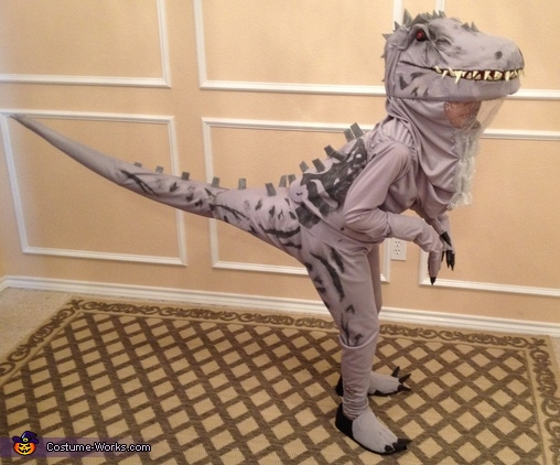 Indominous Rex, Jurassic World Dinosaurs Costume