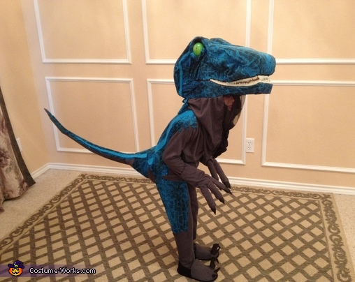 Blue, Jurassic World Dinosaurs Costume