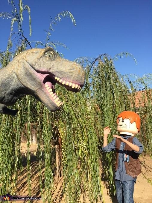 Nooooooooo!, Jurassic World Lego Owen Costume