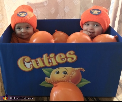 Just A Couple Cuties Costume