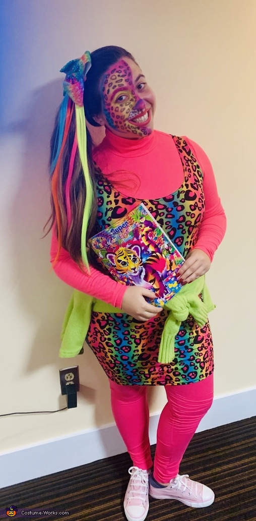 Just Call Me Lisa (Frank) Costume
