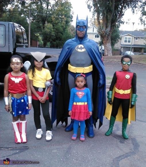 Justice League Costume