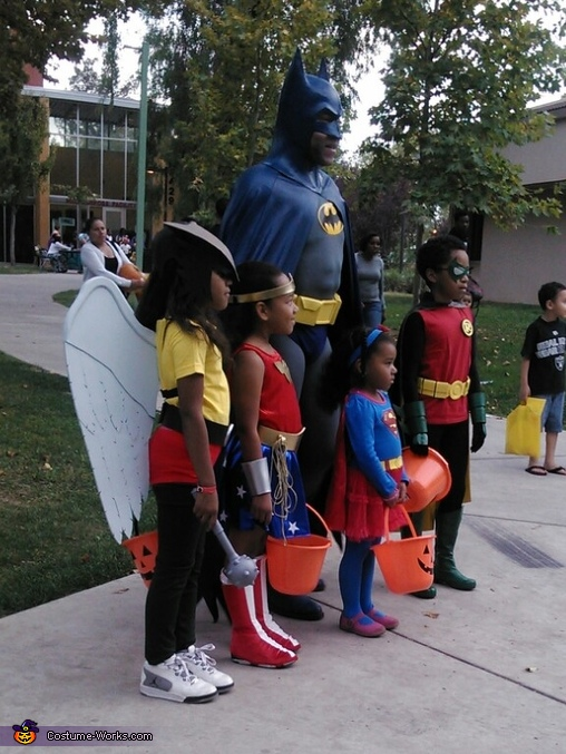 Justice League Group Costume
